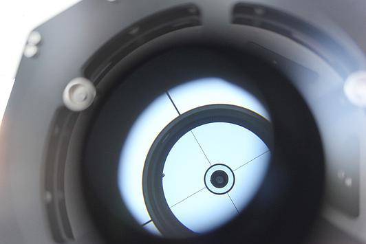 Collimation Dall Kirkham with a Takahashi Collimation Telescope