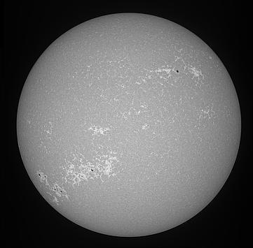 Sun CaK telescope
