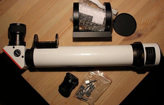 Zestaw Lunt 35mm Deluxe