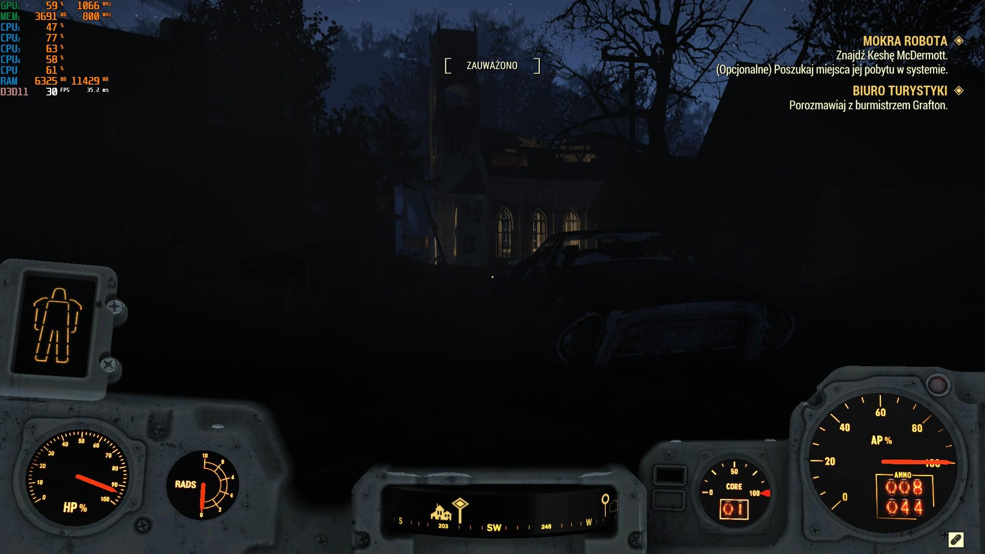 RkBlog :: Fallout 76 PC BETA - questing and testing hardware