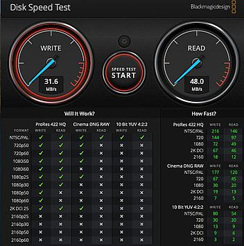 HDD is slow, really slow
