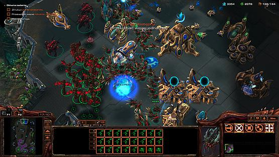 Starcraft 2 is playable on lowest settings. Single core performance is the limit here