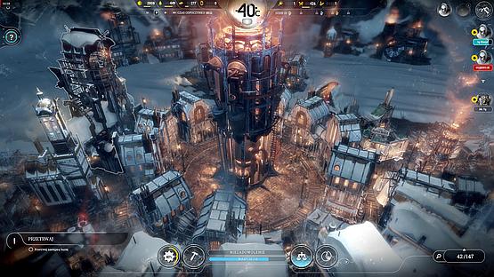 Frostpunk - 1440p streamed screenshot
