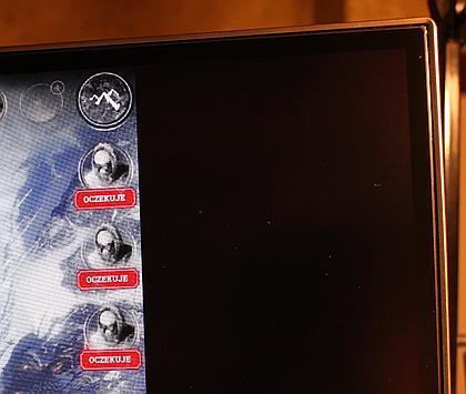 Frostpunk 1440p na dużym ekranie
