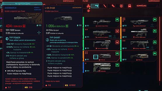 Legendary shotgun deals more damage but it has to be reloaded after every shot