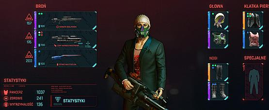 Character at level 15