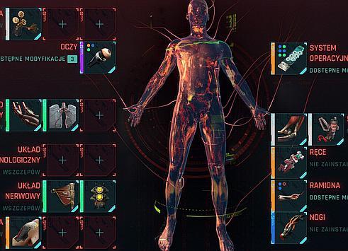 Cyberware at level 15