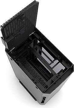 Phantex Enthoo Evolv is a very tall case that puts the back of GPU on top of it for easy VR connectivity
