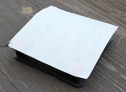 Thin paper sheet HEPA filters are easier to use and put much less drag