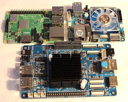 ARM SoC boards