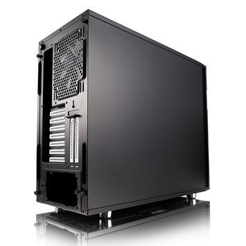 In Fractal Design R6 you can mount your GPU next to sound-dampen metal side panel. Good for winter.