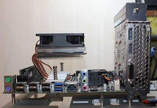 Opteron 6386 SE Jingsha X89 system