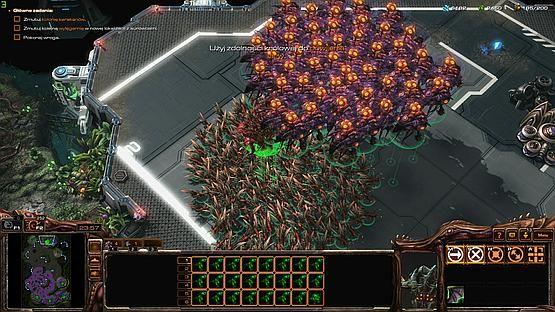 Ruch dużej ilości jednostek drastycznie pogarsza płynność gry