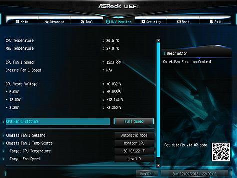 ASRock J5005-ITX UEFI BIOS
