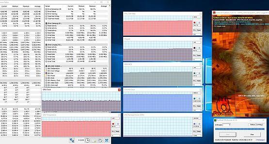 Stress testing dGPU configuration