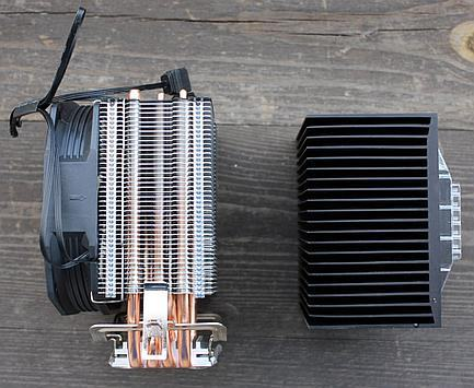 Alpine AM4 Passive cooler