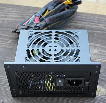 SFX with ATX mounting shield