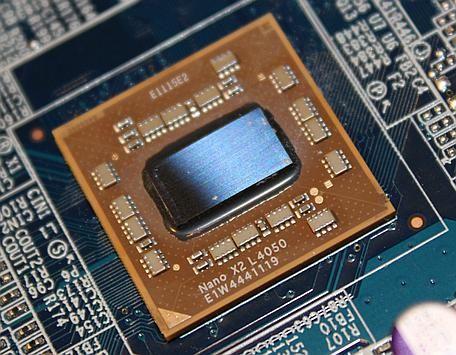 VIA Nano X2 L4050