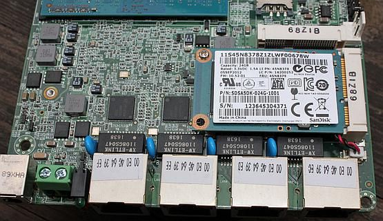 Ethernet controllers