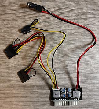 Akyga DC power supply