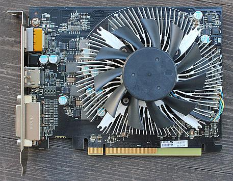 Medion RX 460 2GB