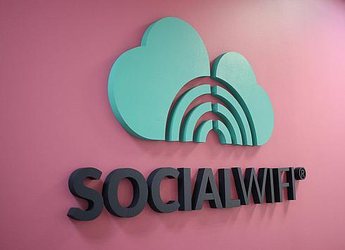 Social WiFi and unusual company colors