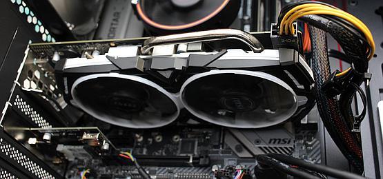 MSI RX 570 ARMOR OC 4GB