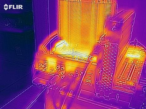 Noctua NH-U14S thermal image