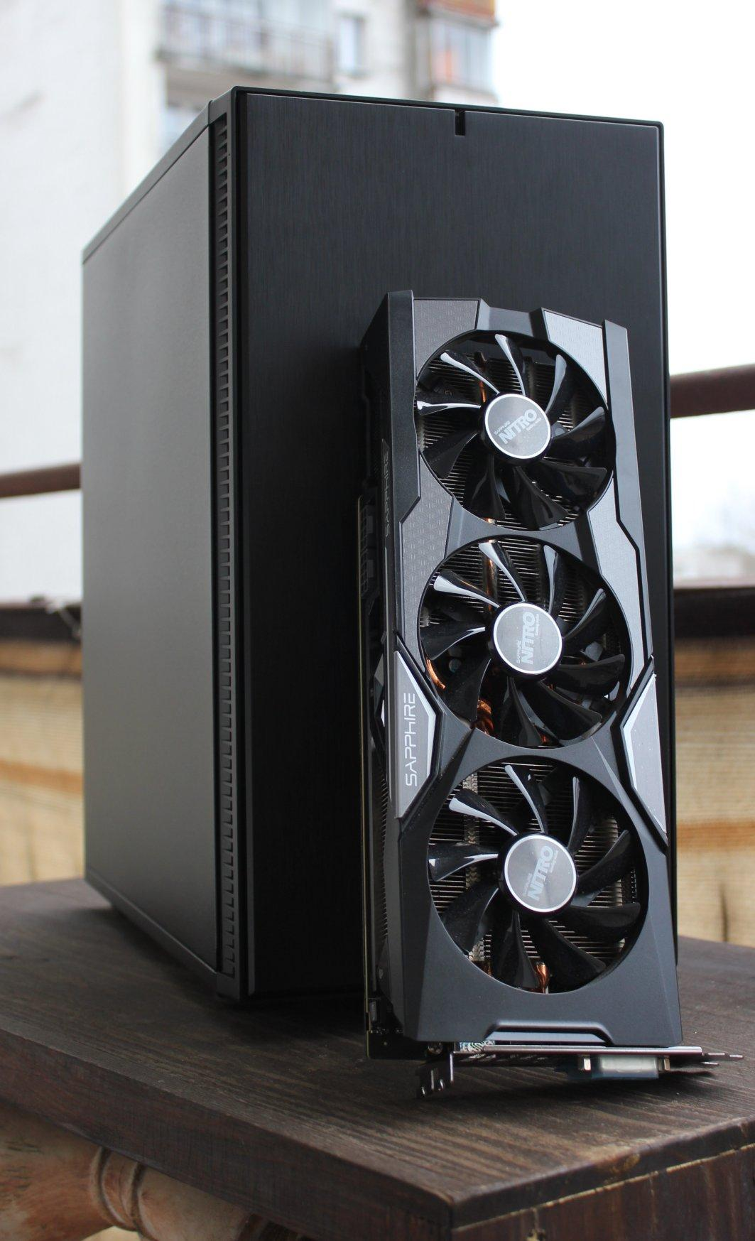 RkBlog :: Threadripper 1920X and Vega 64 all water AiO build
