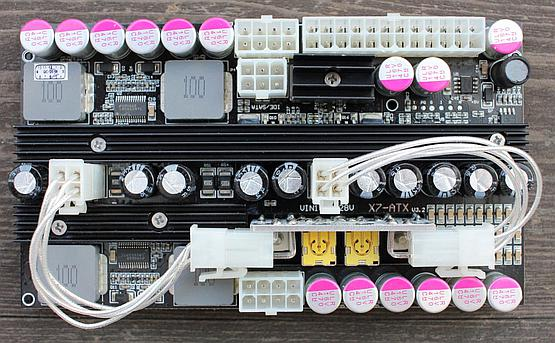 X7-ATX-500 power supply