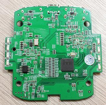 Grabber PCB