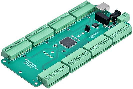 64 pin GPIO board