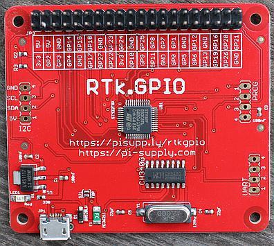 Ryanteck RTk.GPIO