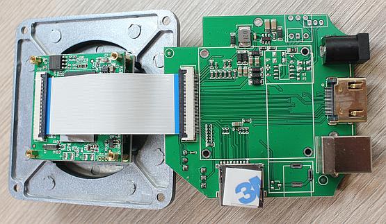 Camera PCB