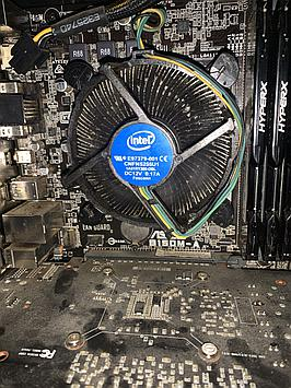 First encounter with the CPU cooler