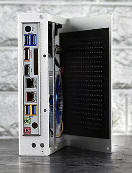 Thin Mini ITX case