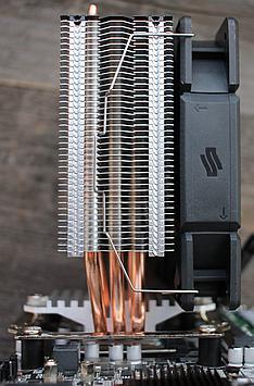 Silentium PC Spartan 4 MAX tower cooler
