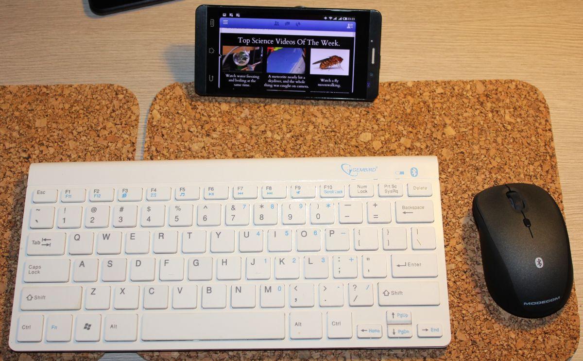 czy możesz podłączyć klawiaturę do tabletu