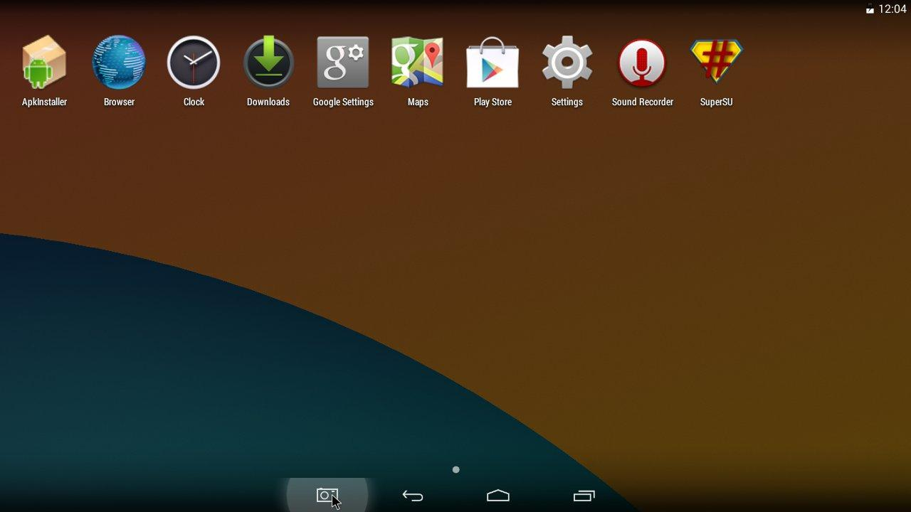 RkBlog :: Picuntu and Linuxium Linux on Measy U4A Android dongle