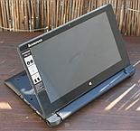 Flex 10 w trybie podstawki-tabletu