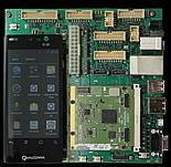 Snapdragon 800 COM and carrier board