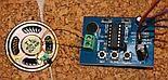 ISD1820 Voice Board