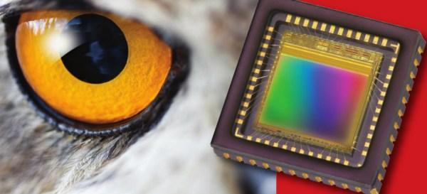 Ruby line of e2v CMOS Sensors