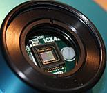 Tył Atika Titana - port USB2, ST4 oraz gniazdo na wtyczkę zasilacza 12V