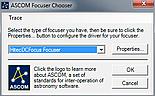 Choosing motofocus