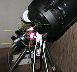 Mammut LYUBA L429-M, BS Astro OAG, manual filter wheel, C11 with f/6.3 reducer