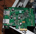 USB3 Fresco Logic FL1009 PCI card