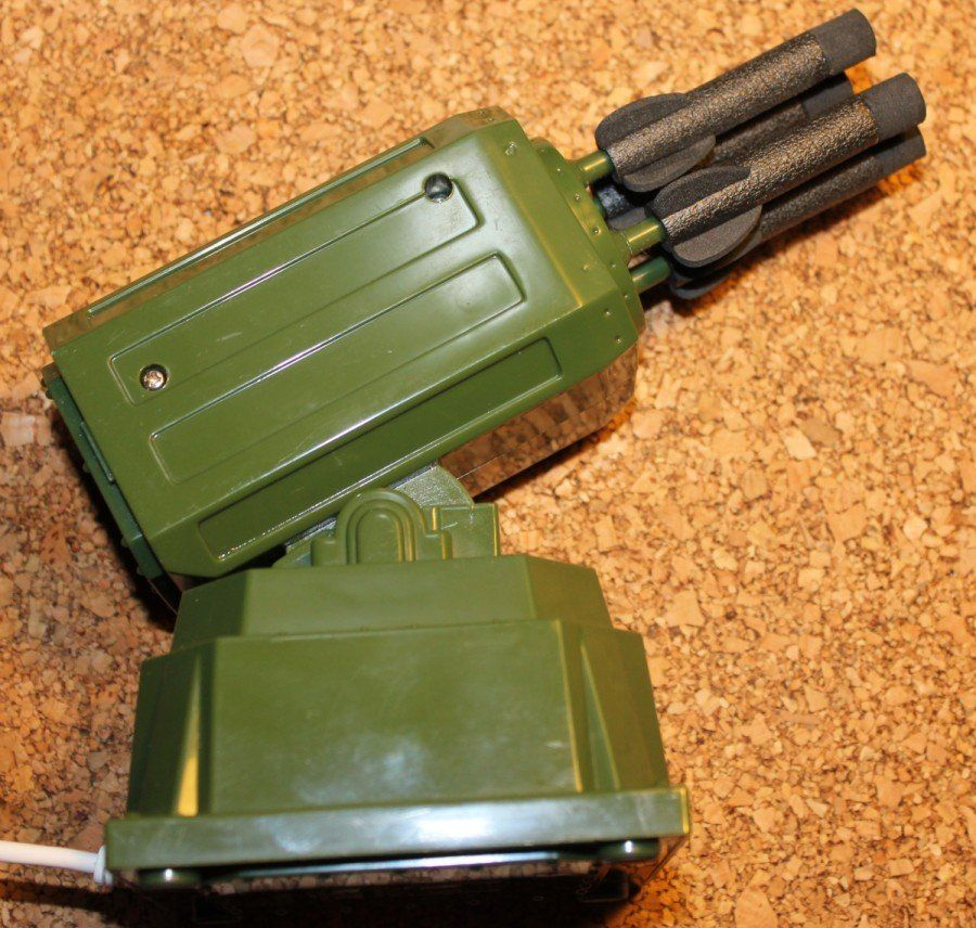 RkBlog :: Controlling USB missile launchers from Python