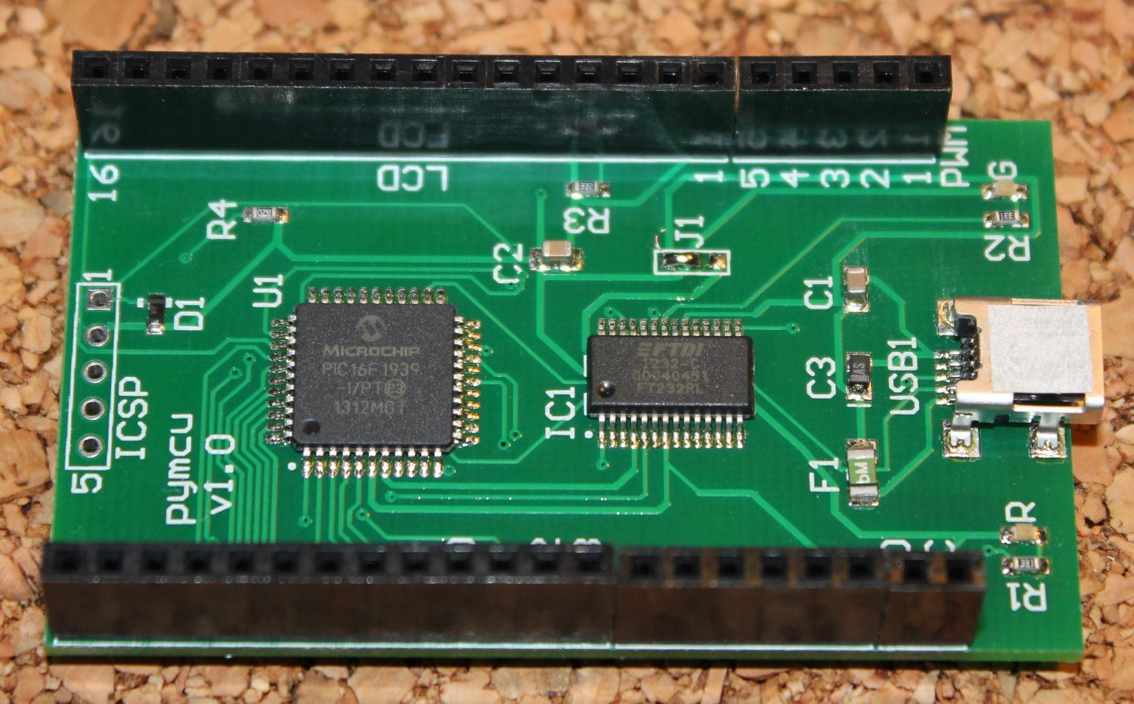RkBlog :: Controlling electronics with Python - a quick