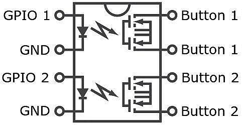 Solid state relay LAA110